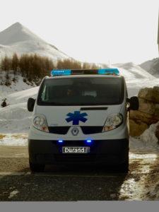 Ambulance Durand