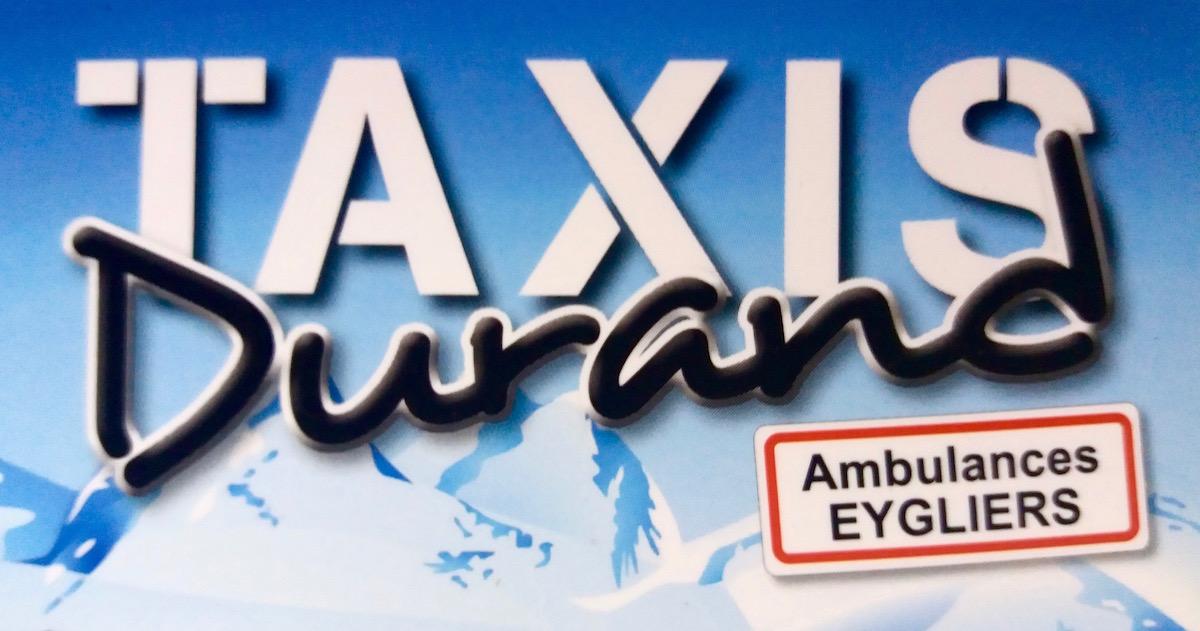 Logo Taxis Durand