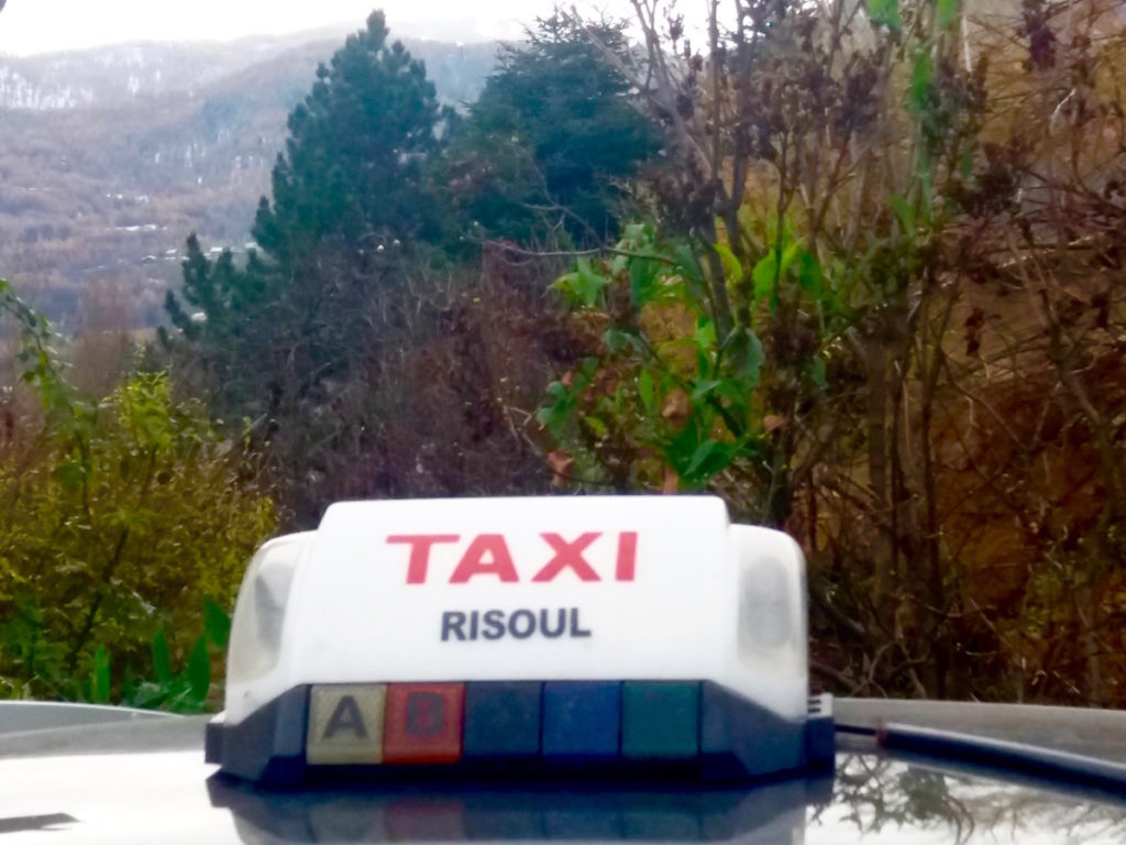 Taxi Risoul