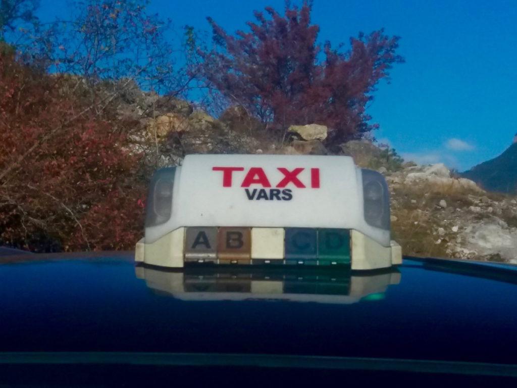 Taxi Vars